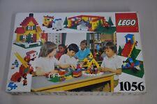 LEGO Educational 1056 - Basic School Pack von 1985 - NEU OVP geöffnet