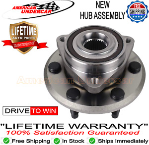 Lifetime 513277 Wheel Hub Bearing Assembly 07-15 Chevy Traverse GMC Acadia Buick