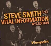 Steve Smith & Vital - Viewpoint [New CD]