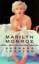 Marilyn Monroe, Leaming, Barbara, Used; Good Book