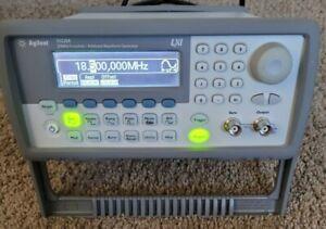 Agilent Keysight 33220A 20 MHz Arbitrary Waveform Generator