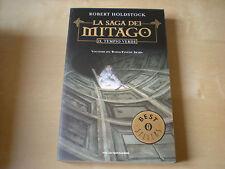 Il tempio verde Saga dei Mitago Robert Holdstock