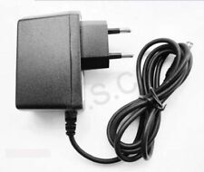 EU Plug DC 6V 600mA 0.6A Power Supply Adaptor Adapter Cord 5.5mm x 2.1mm