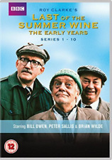 Last of The Summer Wine The Early Years Season 1 2 3 4 5 6 7 8 9 10 DVD