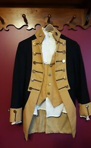 Young man's Colonial Reenactment Custume! Five Piece complete outfit.