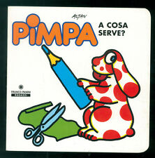 ALTAN PIMPA A COSA SERVE? PANINI 2008