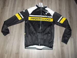 PINARELLO CYCLING,JERSEY L Long sleeve,winter,FLEECE