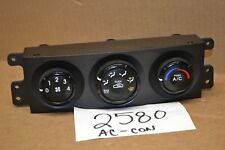 03 04 05 06 Kia Sorento  AC and Heater Control Used Stock #2580-AC