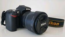 Nikon D90 DSLR Kit + Tripod