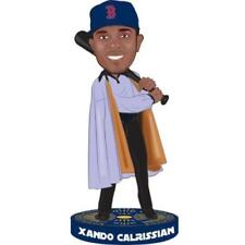 Xander Bogaerts as Xando Calrissian Red Sox Bobblehead Star Wars 05/01/2018