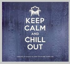 Keep Calm And Chill Out (2 x CD) (Brazil issue) Bristol Love Jingo Solimano