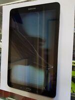 "Samsung Galaxy Tab E 16GB Wi-Fi  Cellular 4G Verizon 9.6in Black TabE 9"" Tablet"