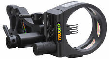 "TruGlo TSX Pro Tool-less Sight w/Light 5 Pin .019"" RH/LH Black"