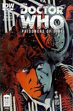 DOCTOR WHO: Prisoners of Time #4 (IDW, 2013)