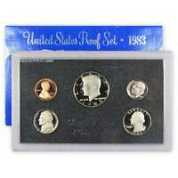 1983 S U.S. Mint Proof Set