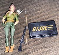 GI Joe Cobra 25th Anniversary Lot 2009 5 Pack Lady Jaye