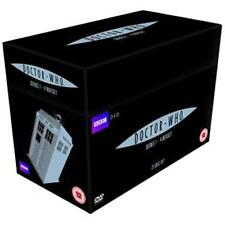 "DOCTOR WHO COMPLETE SEASON 1-4 COLLECTION 23 DISC DVD BOX SET R4 ""NEW&SEALED"""
