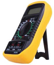 LCD Multimètre Digital AC DC Volt Ohm Amp Testeur Voltmètre Ohmmètre Ampèremètre