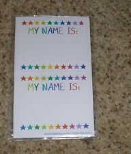 Teacher Resource: 24 Self-Adhesive Labels / Name Tags