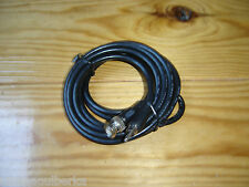 CORDON CABLE RG59/U COAXIAL  75 OHM  BNC / CINCH  RCA