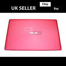 ASUS X553M Laptop Screen Lid Top Plastic Pink Red 13NB04X4AP0201 13N0-RLA0B01