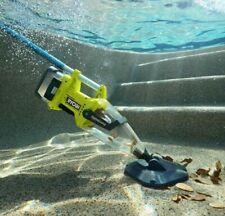 Ryobi P3500K ONE+ Cordless Pool Underwater Stick Vacuum 18V BATTERY INCLUDED