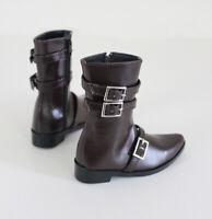 1/3 bjd 65-70cm SD17 boy doll brown short boots dollfie ship US