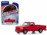 1993 Ford F-150 Lightning Bright Red GL MUSCLE 22 GREENLIGHT DIECAST 1:64 CAR