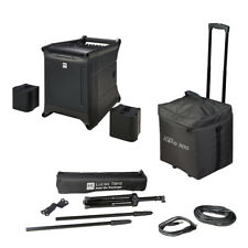 HK Audio Lucas Nano 305FX Portable PA System inc. Add On Pack and Roller Bag