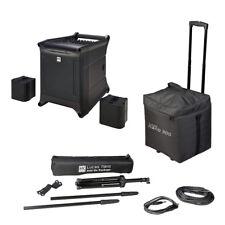 HK Audio Lucas Nano 305FX Portable PA System Inc. Add On Pack et Roller Sac