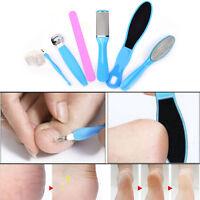 10X Foot Care hard skin callus file exfoliating remover scrubber pedicure tool F
