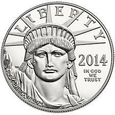 2014-W 1 oz Proof Platinum Eagle (w/Box & COA) - SKU #79368