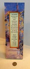 Importance in the Life of a Child~Plaque Table Top