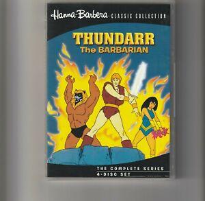 Thundarr + Herculoids - 6 DVD -  Disc Set - FREE Shipping!!