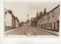 Castle Street Tiverton Devon Tuck TRN26 RP Postcard 556b
