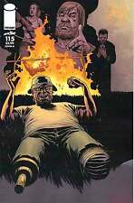 THE WALKING DEAD # 115: ALL OUT WAR BEGINS HERE, PART 1 OF 12. COVER G. IMAGE