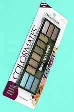 Colormates Eyeshadow Palette, Garden Party, Paraben Free 12 Shades