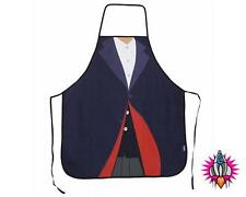 OFFICIAL BBC DR WHO 12th DOCTOR KITCHEN CHEF APRON BRAND NEW AND IN A GIFT TUBE
