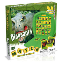 Top Trumps Dinosaurs Match Board Game