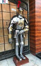 Armor Medieval Knight Suit Of Armor Full Body Armour Halloween Reenactment Item