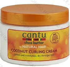 CANTU SHEA BUTTER FOR NATURAL HAIR CARE COCONUT CURLING CREAM 12 OZ