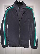 Genuine Diesel Industry Dark Green Khaki Jacket Coat Men's S Small IMMACULATE