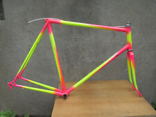 ALAIN MICHEL VITUS VINTAGE CADRE VELO COURSE ARTISANAL RACING BICYCLE FRAME 58cm