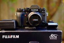 Fujifilm X-T1 16.3 MP Digital Camera -with 7 artisans f 1.8 25mm lens
