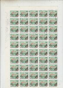 Hungary  Full Sheet a 100 Stamps Nr. 2916  used