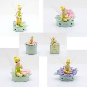 Walt Disney Tinkerbell Figur Geburtstagsfigur, Spardose, Schmuckdose, Nachtlicht