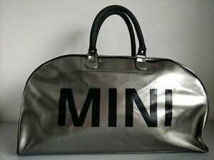 BMW Mini Cooper Large Logo Gym Travel Overnight Duffle Bag With Strap