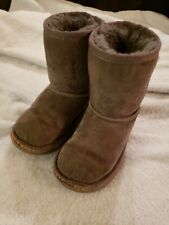 UGG Kids Classic II Boots - Toddler Girl's Size 10- Grey