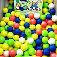 "TROPICAL DUBBLE BUBBLE 1"" GUMBALLS 3 LBS Bulk Vending Machine Gum Ball New"