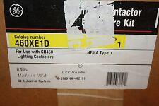 GE 460XE1D Lighting Contactor Enclosure Kit
